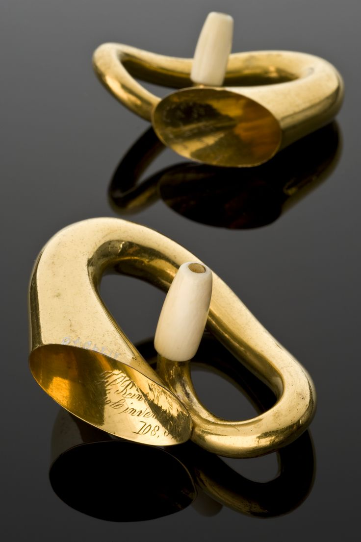 Miniature ear trumpets, London, England, 1805-1900 Zippertravel.com Digital Edition