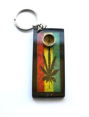 Pipa nyckelring
