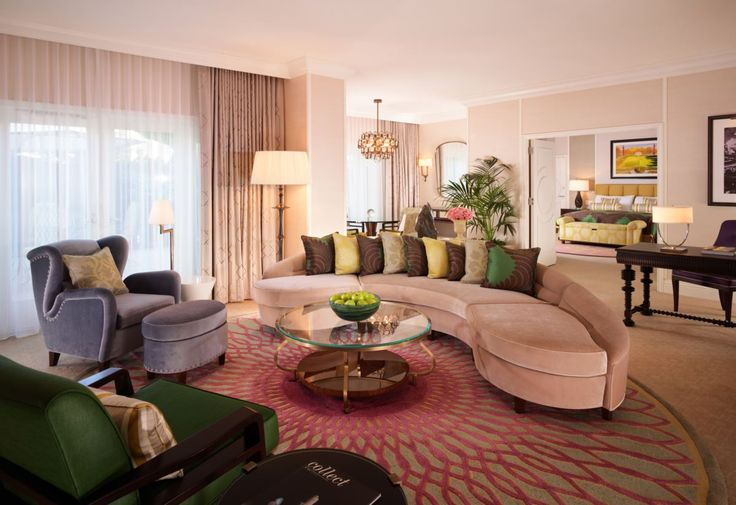 Premier Suite at The Beverly Hills Hotel