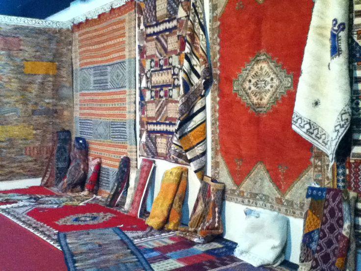 Morrocan carpets