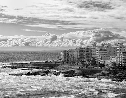 """Check out new work on my @Behance portfolio: """"Camps Bay"""" http://on.be.net/1nltEdh"""