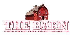 Logo The Barn Antiek, curiosa, vintage, antiek, architectuur, objecten