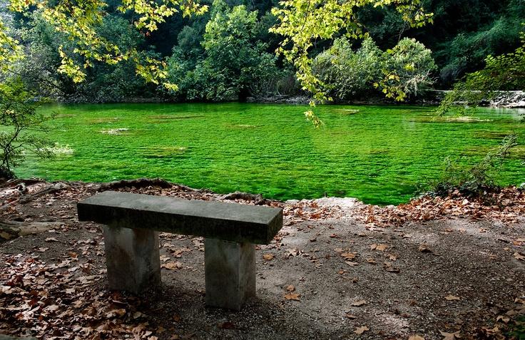 35PHOTO - Виктор Чистов - Зеленая река. Прованс