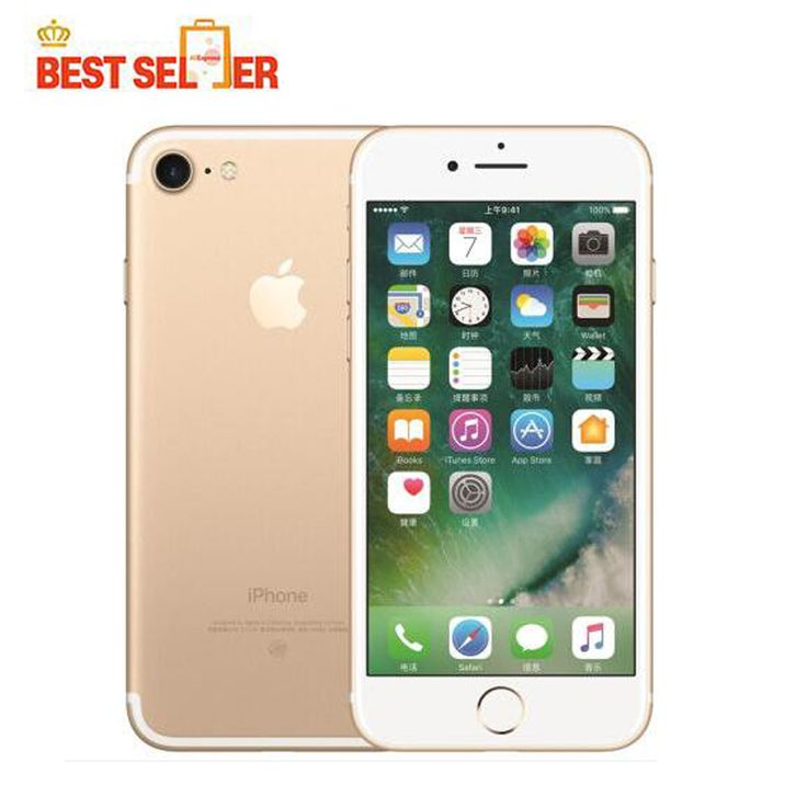 Find More Mobile Phones Information about 2016 Hot Original Unlocked Apple iPhone 7 Cell Phones LTE 4.0' 2GB RAM 32/128GB/256GB Chipset Apple Quad Core Fingerprint 12MP,High Quality phone 3g,China phone number cell phone Suppliers, Cheap phone wallpaper from Best Seller(HK)-1 Year Quality Warranty Original phones Store on Aliexpress.com