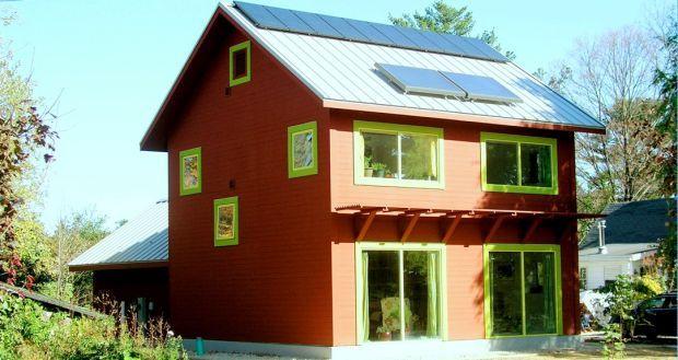 Les 39 meilleures images du tableau MAISON EN BOIS sur Pinterest - qu est ce qu une maison bioclimatique