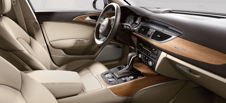 A6 2016 lux interior autobliss pinterest interiors for Interieur cuir audi a6