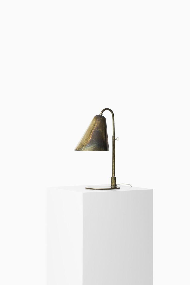 Vilhelm Lauritzen & Frits Schlegel table lamp at Studio Schalling