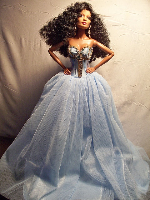 758 Best Images About African American Barbie On Pinterest