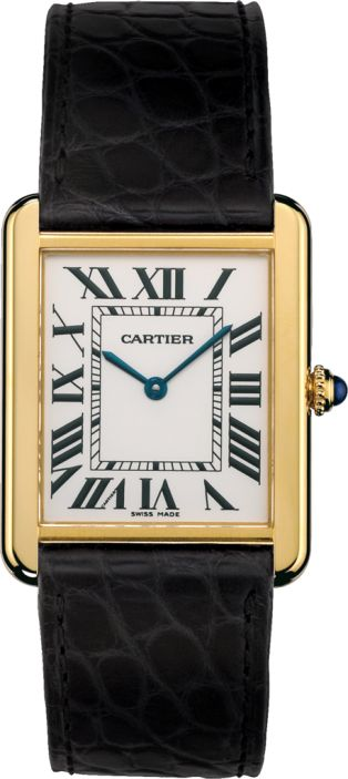 A classic, elegant luxury watch that's truly timeless ()