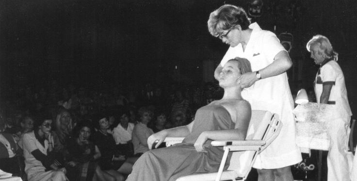 Beauty Show in the 1970s