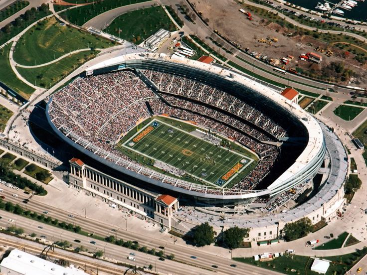 Totally want to go here: Soldier Field