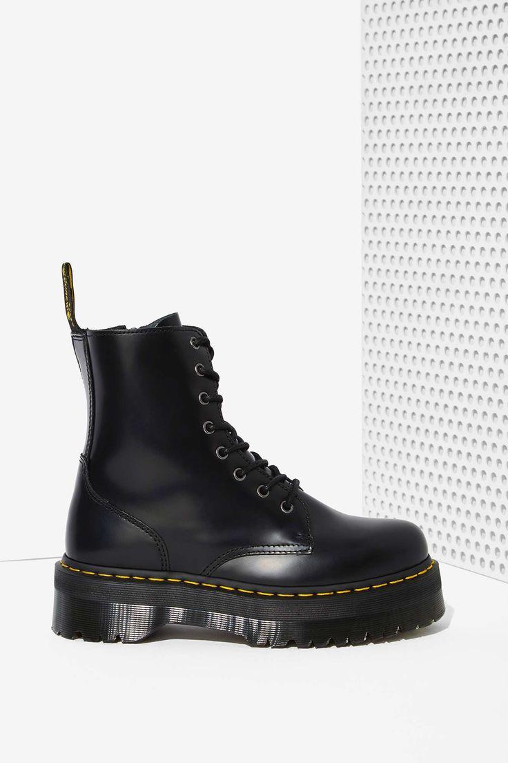 Dr. Martens Jadon 8-Eye Leather Boot