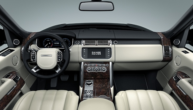 Range Rover Ebony and Ivory Dash | SUV's / Crossovers ...