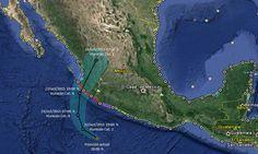 #Huracán #Patricia / #Pronóstico del Tiempo / Condiciones de Puerto en #CSL http://noticabos.org/2015/10/22/huracan-patricia/