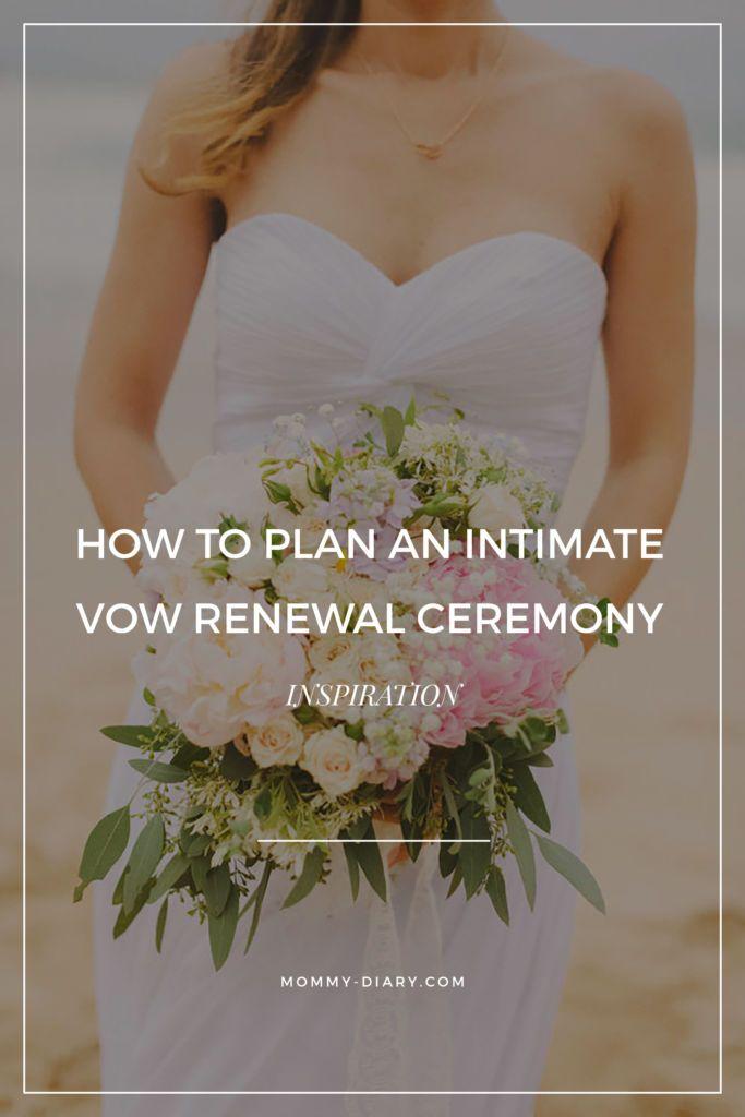 Best 25 Wedding vow renewals ideas on Pinterest  Vow