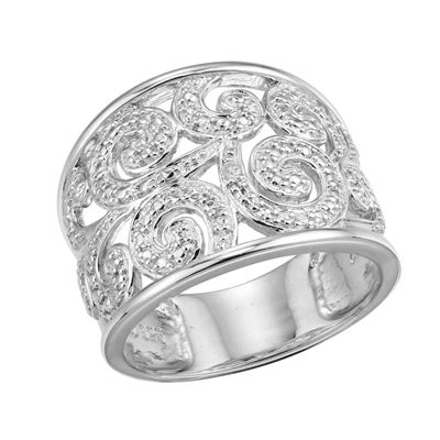 Diamond Ring Accent