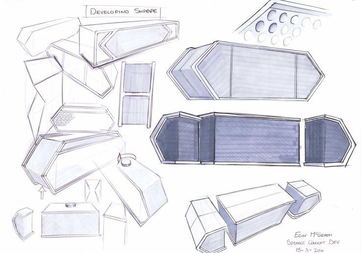 Speaker 3 Concept Sketch Mar 2014