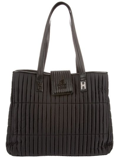 I feel entitled to a Hogan bag, this one is on sale.