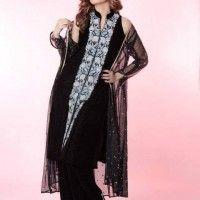 Zari Faisal Launched Modern Girls Party Wear Dresses