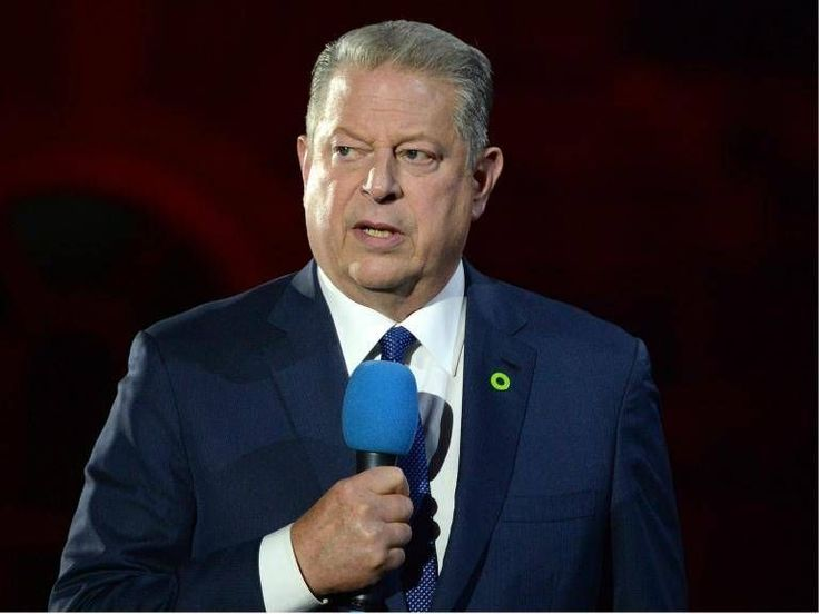 Al Gore: Voting Trump out in 2020 could save Paris Climate Agreement