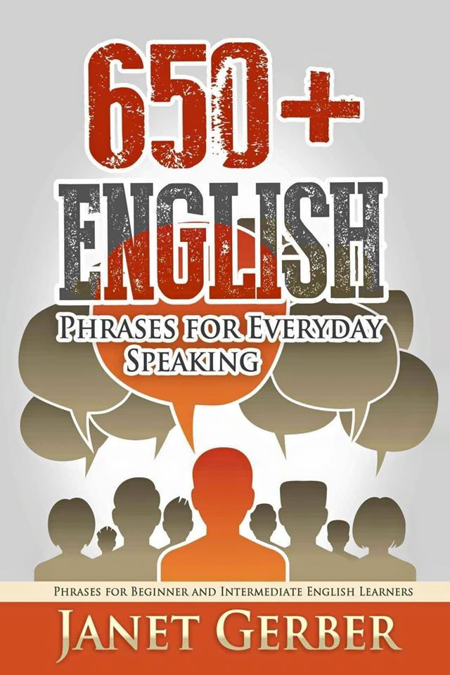 ENGLISH BOOKS ONLINE: 650+English Phrases for Everyday Speaking