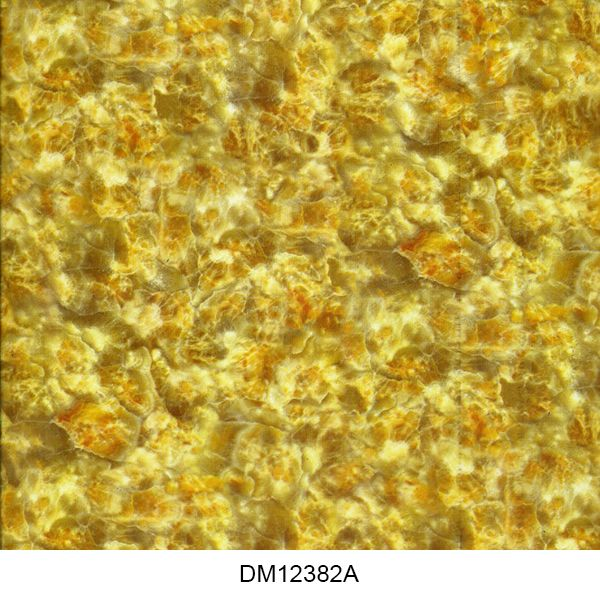 Water transfer printing film marble pattern DM12382A