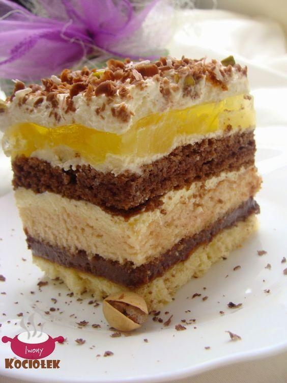 Kociołek Iwony: Ciasto majowe