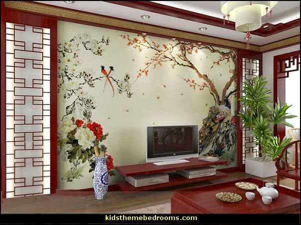 Asian Themed Bedroom Decorating Ideas Asian Decor Oriental Decor Part 68