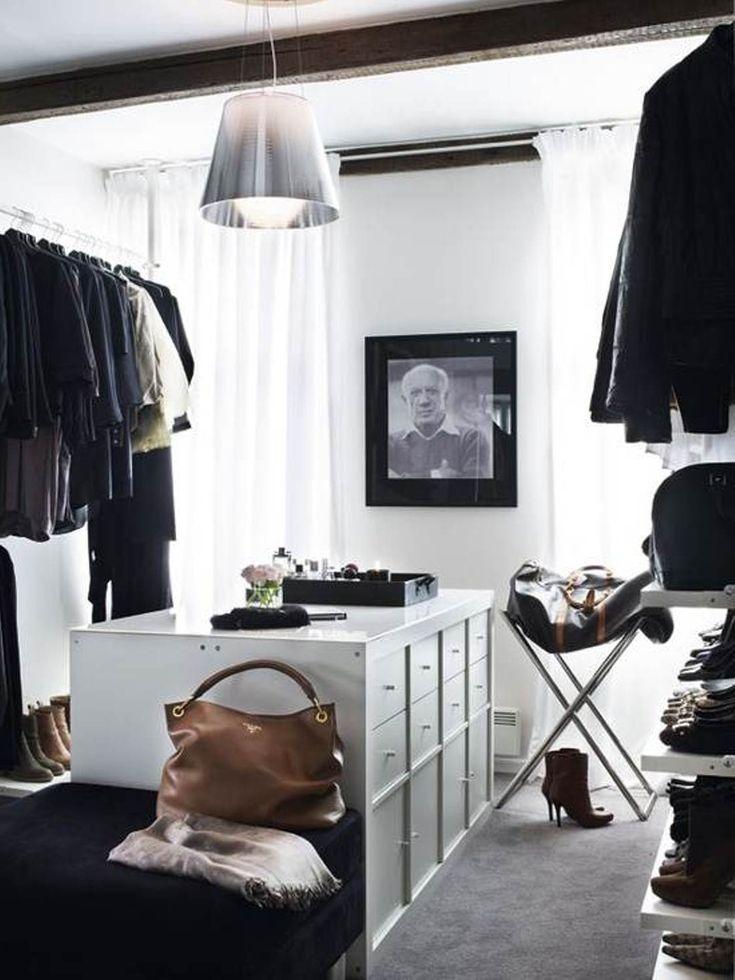 Elegant Walk In Wardrobe Design : Walk in Wardrobe Design Ideas – Better Home and Garden