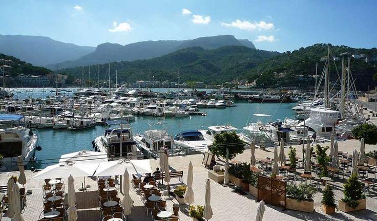 Port de Soller Mallorca