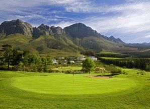One of the jewels of Cape Town golf, Erinvale is a 'must play' golf course nestled at the foot of the Helderberg mountains with sweeping views of the Winelands and False Bay coastline.