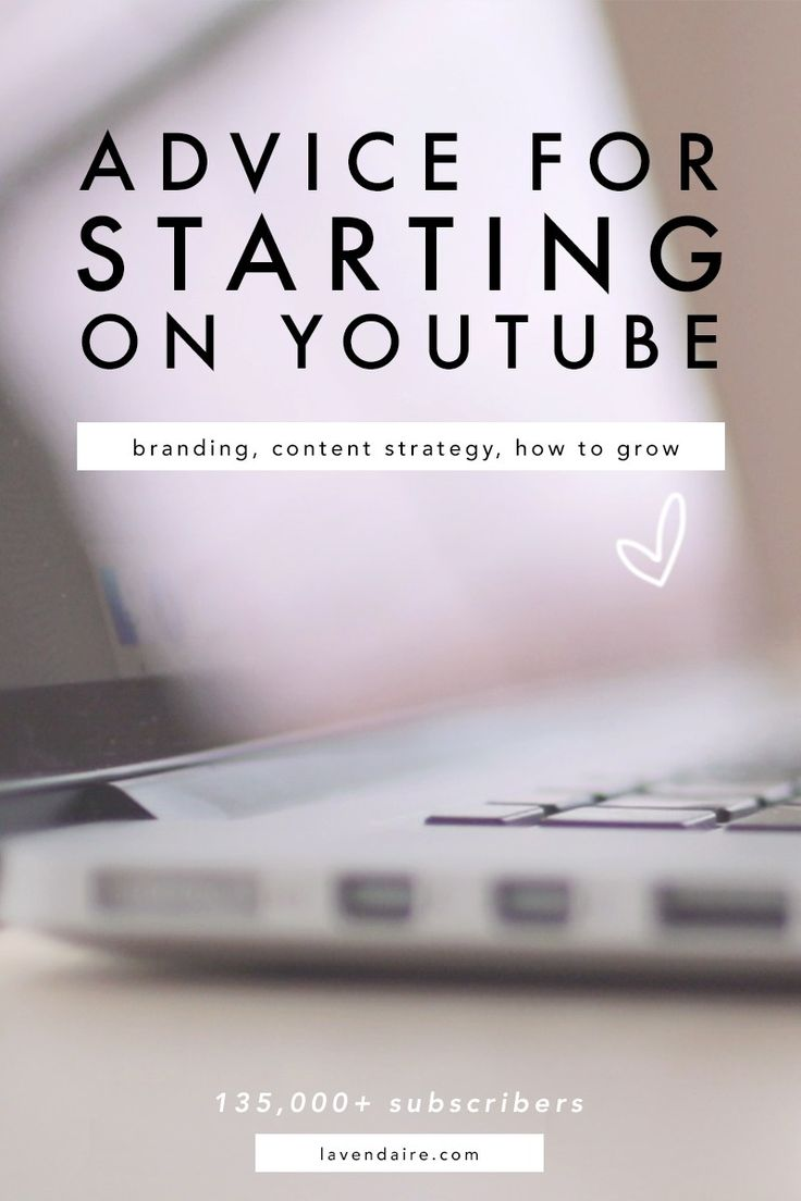 Advice On Starting A Youtube Channel & Blog Editing Appsvideo