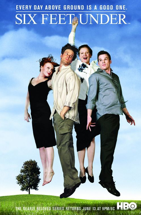 Six Feet Under I want to have This in poster form hanging on the wall of my soul.