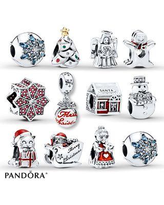 PANDORA Gift Set 12 Days of Christmas 2016