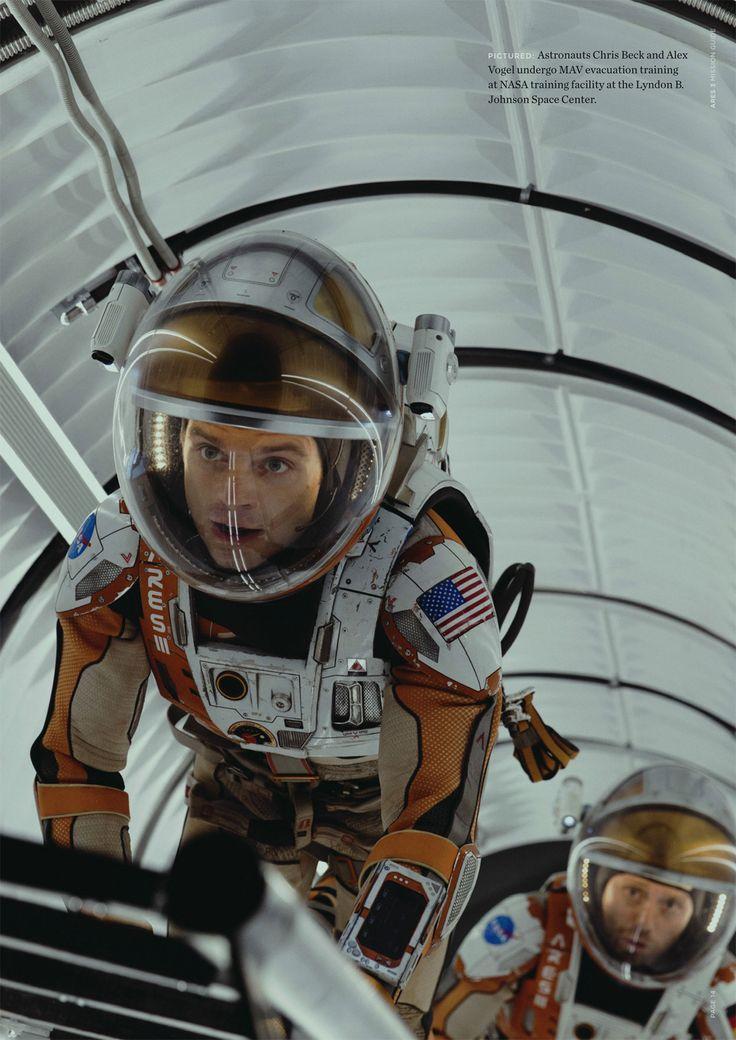 The Martian - Sebastian Stan