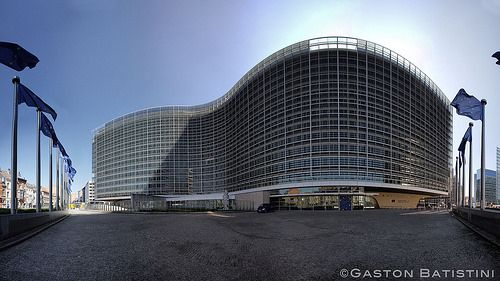 Commission Européenne, Europese Commissie, European Commission, The Berlaimont, Brussels , Belgium,