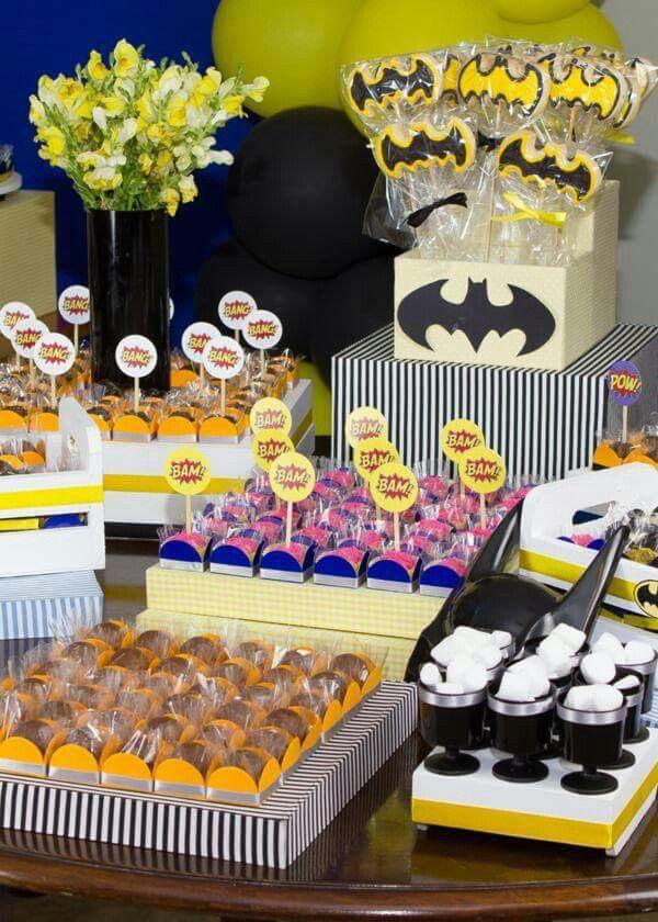 Batman candy bar