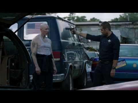 Banshee Season 2: Episode 7 Clip - Banshee Sheriff's Department Confronts White Supremists - YouTube