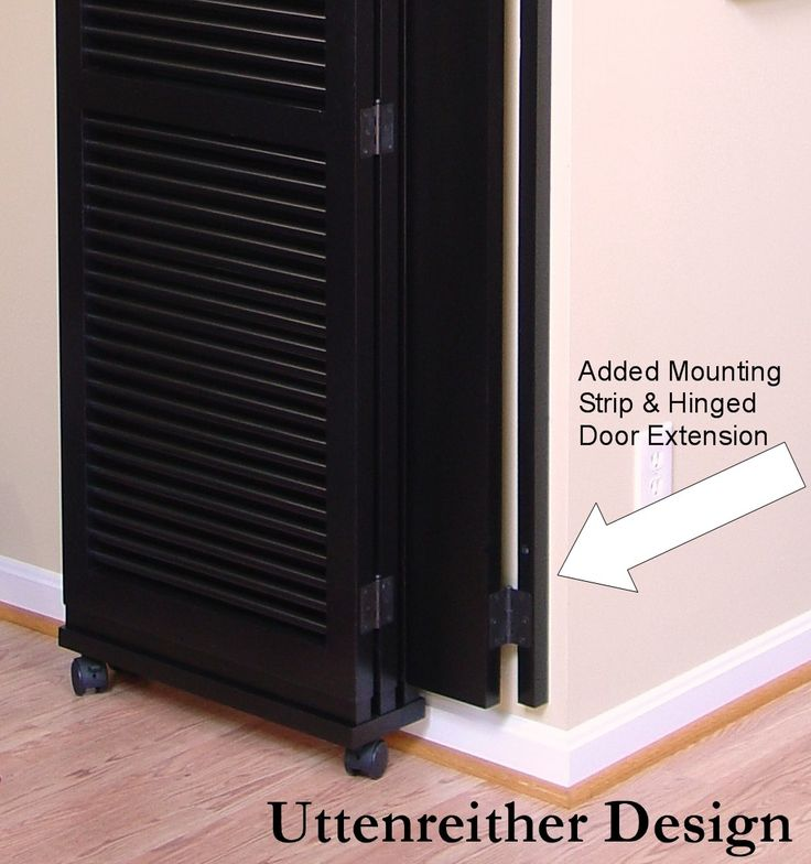 Folding room divider how to- The room dividers are attached and hinged to  the wall - Best 25+ Folding Room Dividers Ideas Only On Pinterest Room