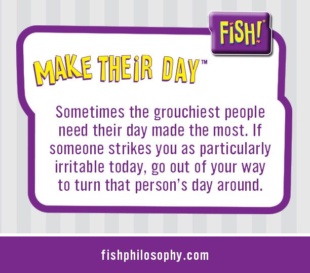 17 best images about fish philosophy on pinterest plays for The fish philosophy