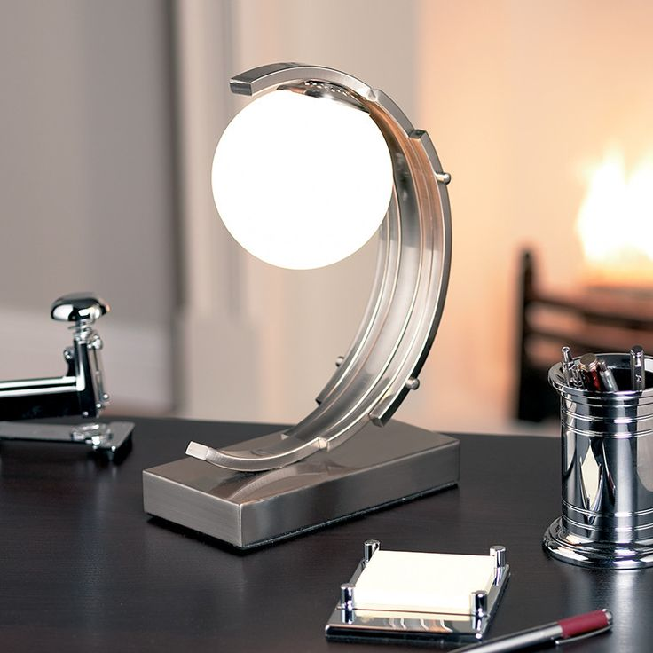 Endon Lighting Touch Table Lamp