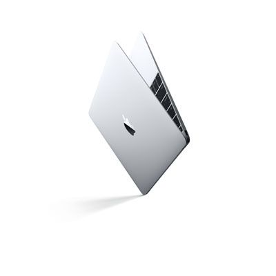 Apple MacBook 12″ Laptop w/ Retina (Intel Core i5 1.3GHz / 512GB SSD / 8GB RAM) – Silver- French