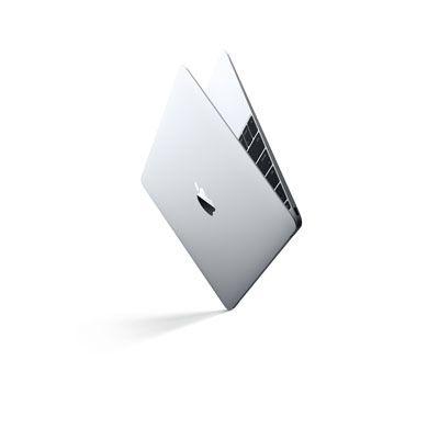 Apple MacBook 12″ Laptop w/ Retina (Intel Core i5 1.3GHz / 512GB SSD / 8GB RAM) – Silver- French