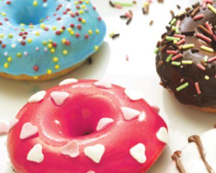 Traditional doughnuts Recipe -