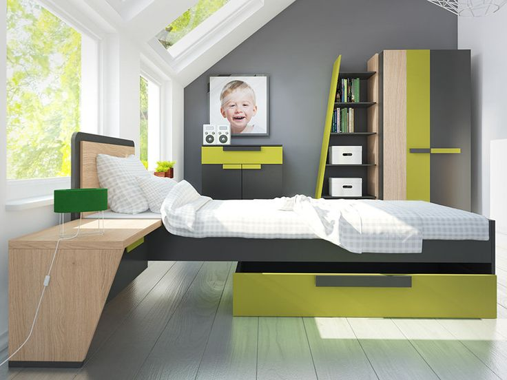 Buy WOW Kids room Furniture Set at a price of £790 in the online store Euro Interiors Ltd.