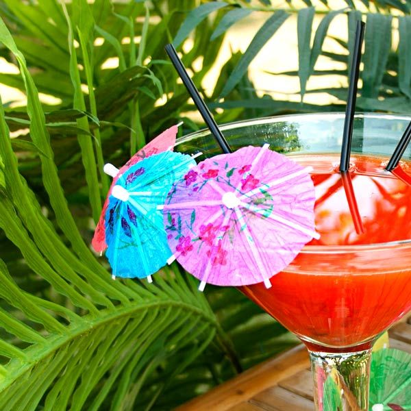 Where Can I Buy Mini Umbrellas For Drinks