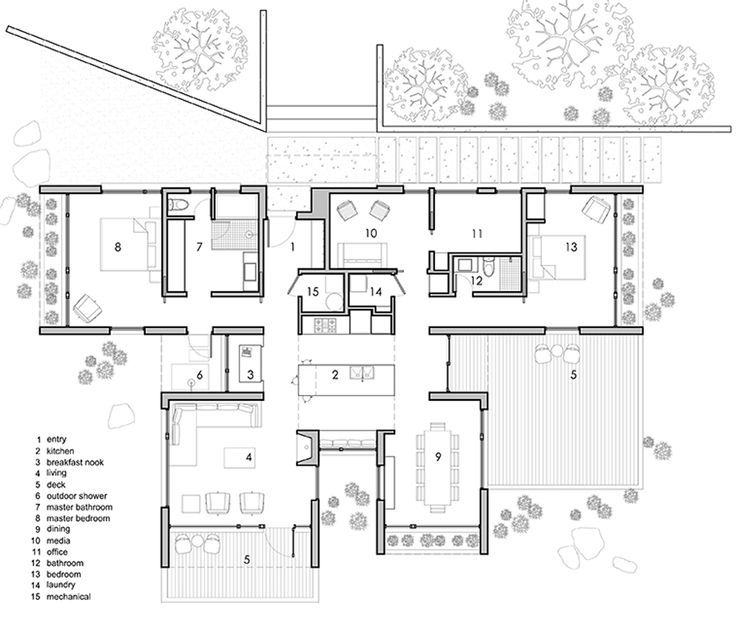 Architecture House Floor Plans 110 best home // floorplans images on pinterest | projects, floor