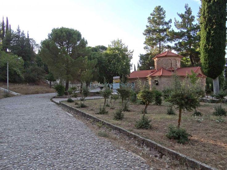 Ι.Μ. Αγίας Λαύρας/Kαλάβρυτα Monastery of Agia Lavra/Κalavryta