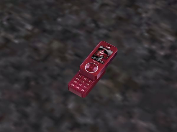 LG Chocolate Cell Phone by Kylebeans