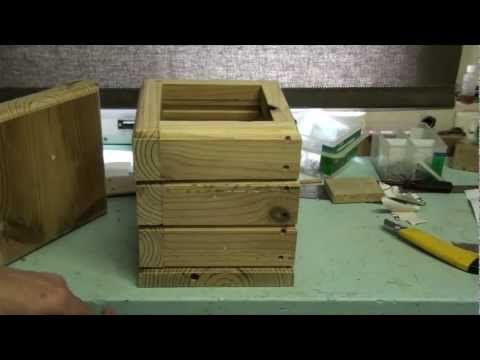 Stingless Bees / Meliponiculture Part 3 - How to split a Colony of Stingless Bees & A Swarm! - YouTube